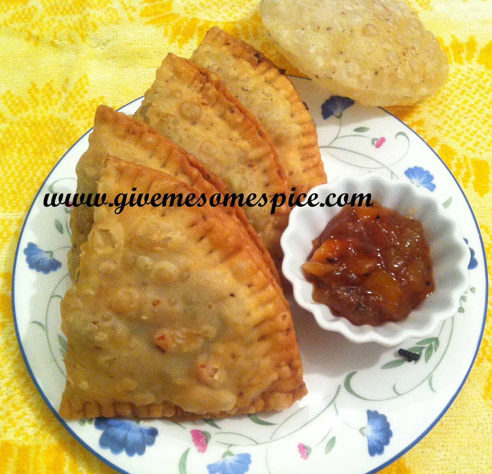 Punjabi Samosas – To fry or not to fry?   Authentic ...